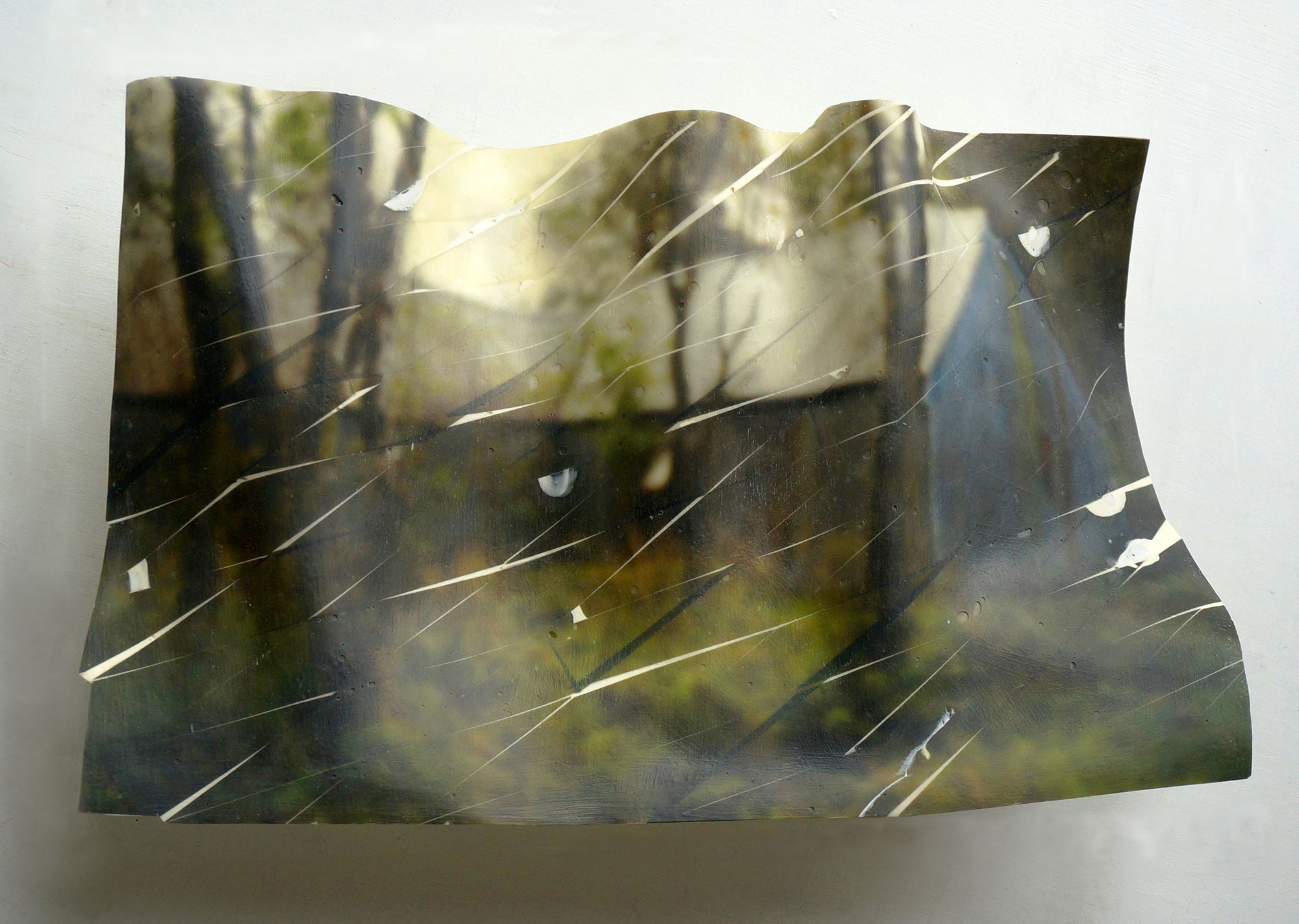Building and Trees (Version 1), 2020, 49x30x11cms