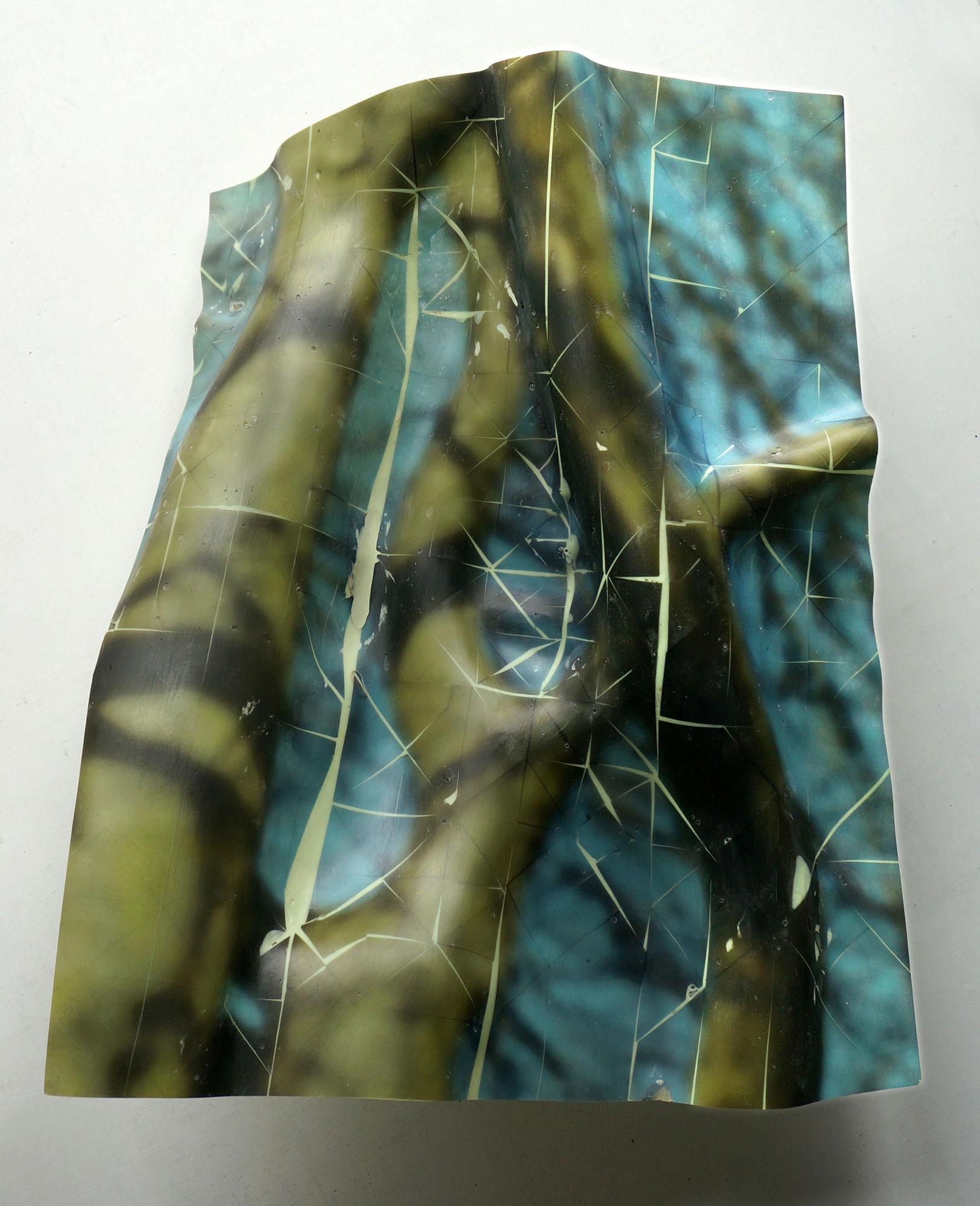 Tree Trunks 1 (Version 3), 2021, 58x48x20cms